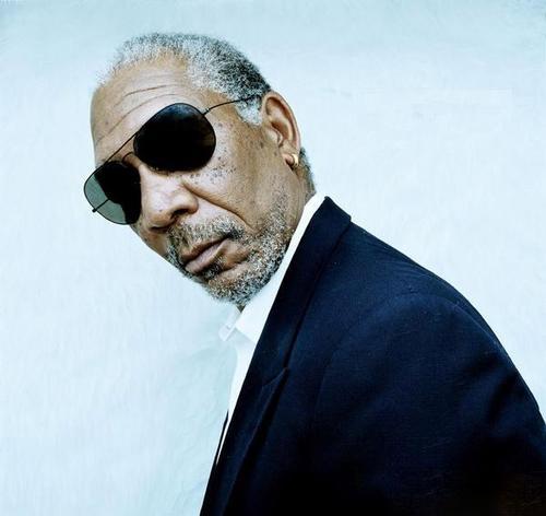 摩根·弗里曼 Morgan Freeman 写真 #08