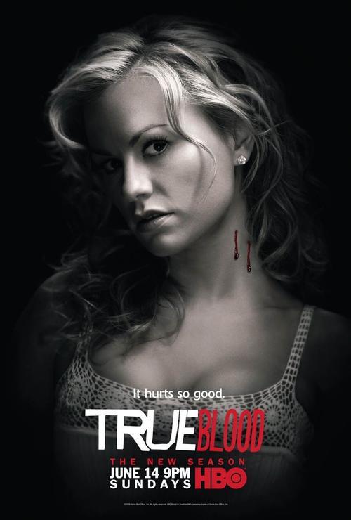 真爱如血True Blood(2007)角色海报 #10