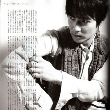 写真 #02:堺雅人 Masato Sakai