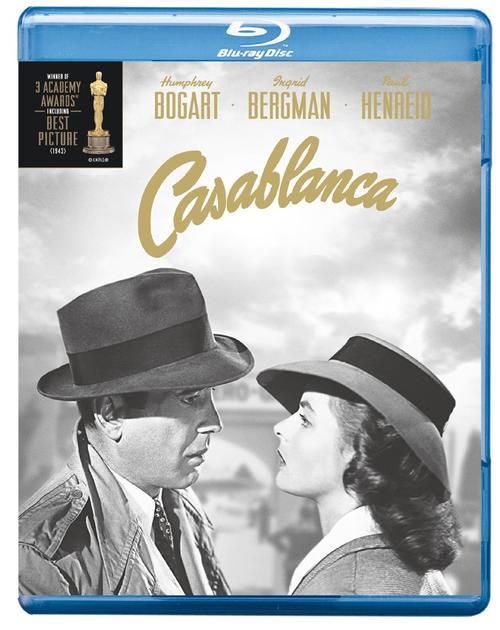 卡萨布兰卡Casablanca(1942)蓝光封套(日本) #01