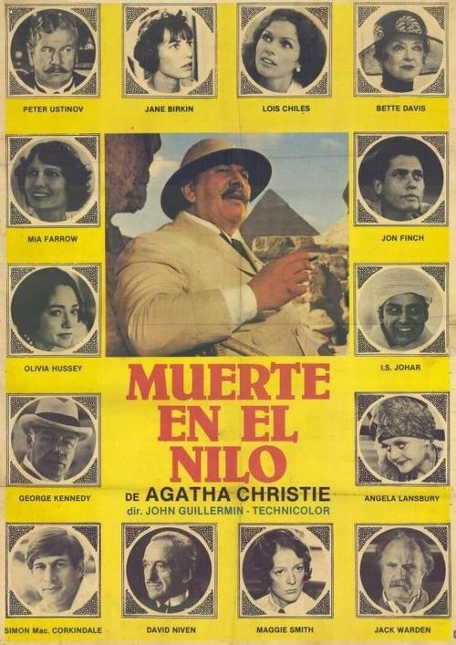 尼罗河上的惨案Death on the Nile 1978 西班牙