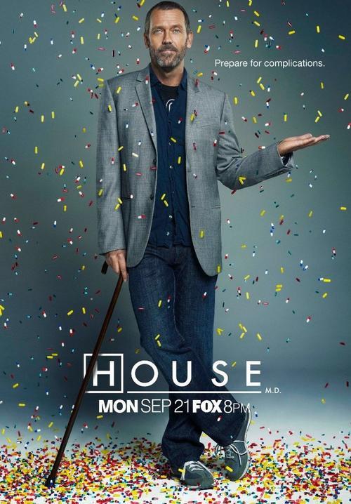 豪斯医生House, M.D.(2004)海报 #32