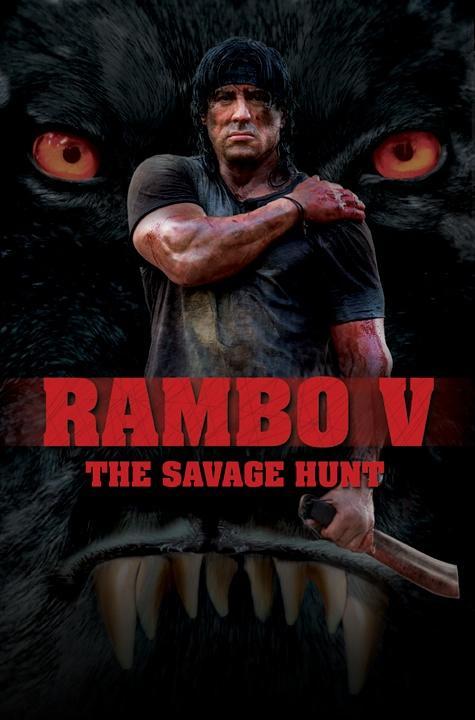 第一滴血5Rambo V(2012)预告海报 #01