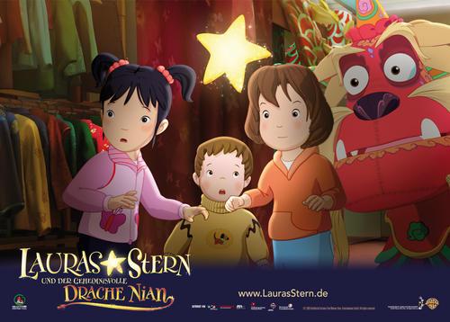 《劳拉的星星在中国》5看点 德国童话中国风