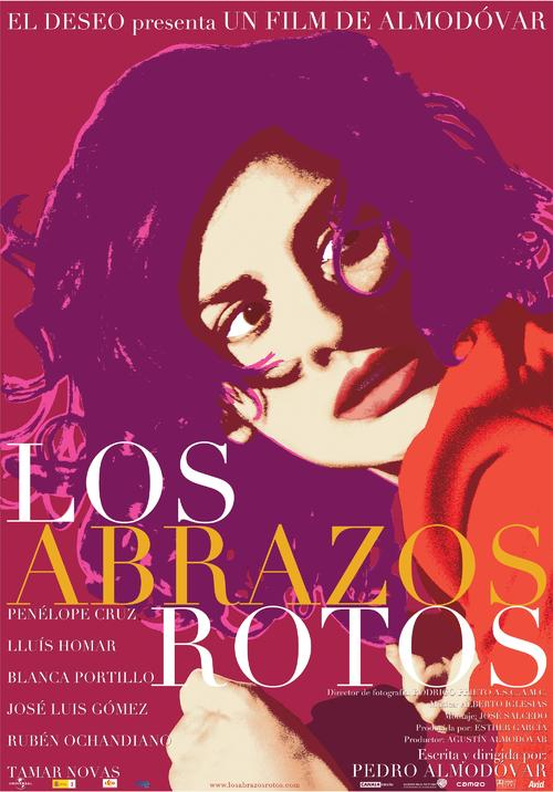 破碎的拥抱Los abrazos rotos(2009)海报 #01