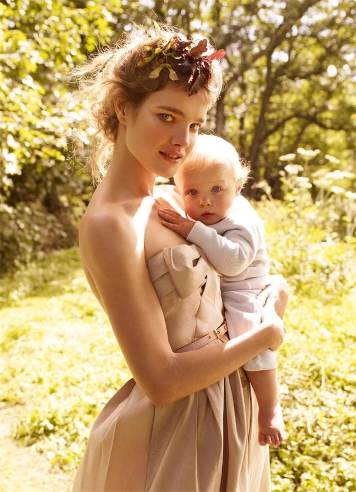 娜塔丽·沃佳诺娃  写真 - 冬日暖陽 - 缘来如此心动