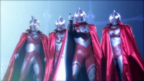 宇宙英雄之超银河传说