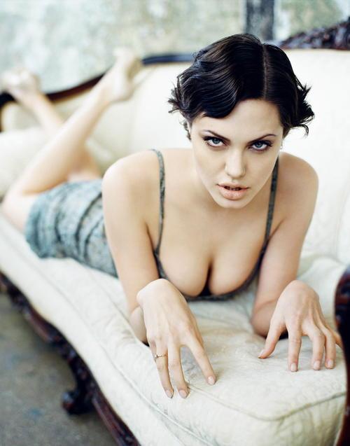 安吉丽娜·朱莉 Angelina Jolie 写真 #283