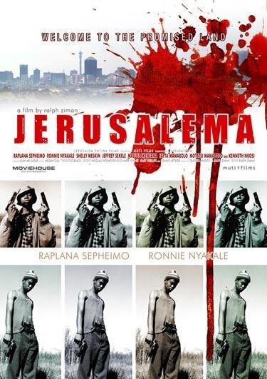 2,《耶路撒冷》南非《黑帮暴徒》是一部歌颂人性的电影,关...