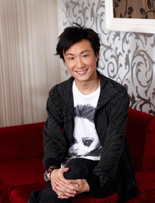 郑中基 Ronald Cheng 生活照 #88