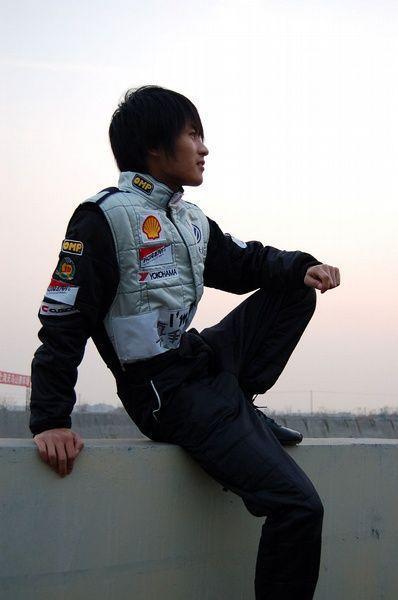 韩寒 HanHan 生活照 #06