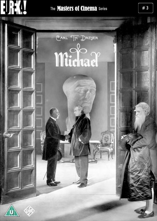 麦克尔Mikaël(1924)DVD封套(英国)